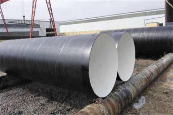 排水管线用Q235B螺旋钢管哪里生产万安