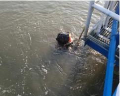 湖北省鄂州市水下浇筑混凝土附近的单位浪淘沙潜水