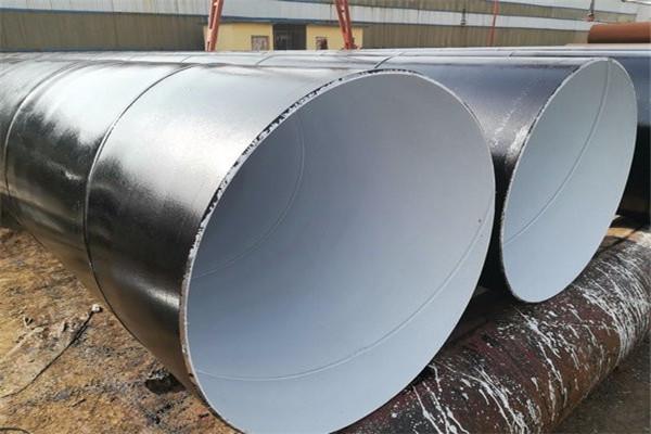 地埋污水管线用螺旋缝钢管定做厂家昂昂溪