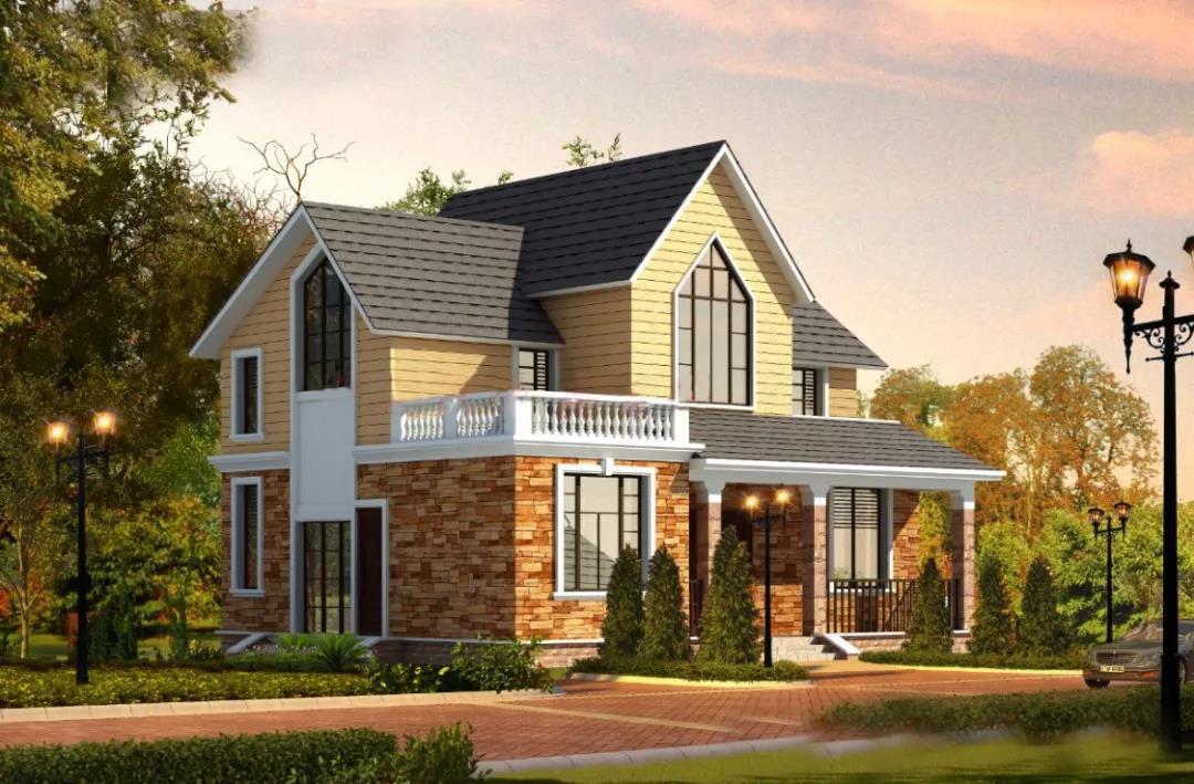 宛城钢结构别墅200造价市场价格
