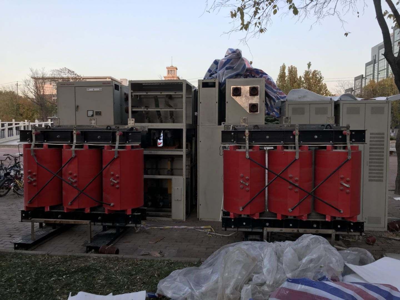 深圳市坪山新区工厂电力变压器二手回收【认准展华】