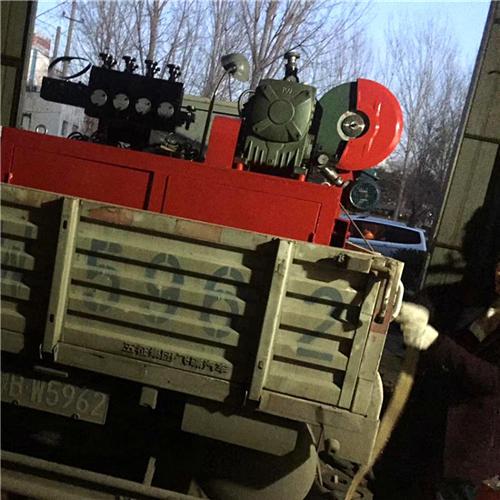 预应力波纹管成型机河北深州ZG-135金属波纹管制管机成型设备