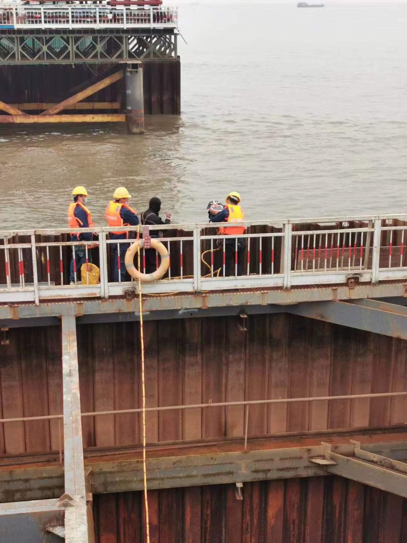 荔波潜水员作业公司潜水员服务单位