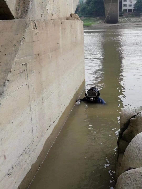 海珠水下施工单公司潜水封堵公司