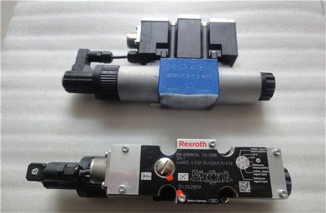 三通比例减压阀4WRZW910E50-7X6E/G24K31A1V