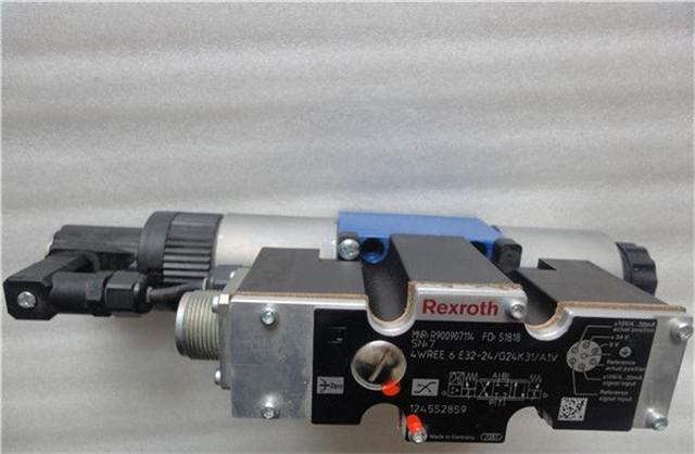 比例换向阀4WRKE35R3-1000L-3X/6EG24K31/A1D3M