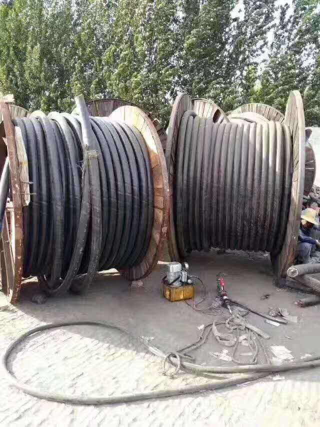 珠海金湾区提供铜芯电缆线回收案例展示