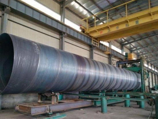 DN1700*12卡箍连接钢管厂家巴彦淖尔磴口