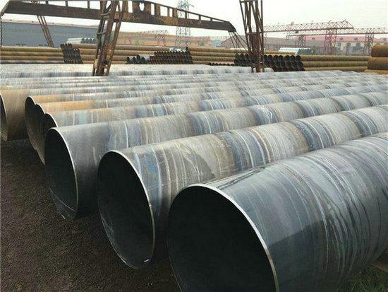 南充出口螺旋钢管厂家连接