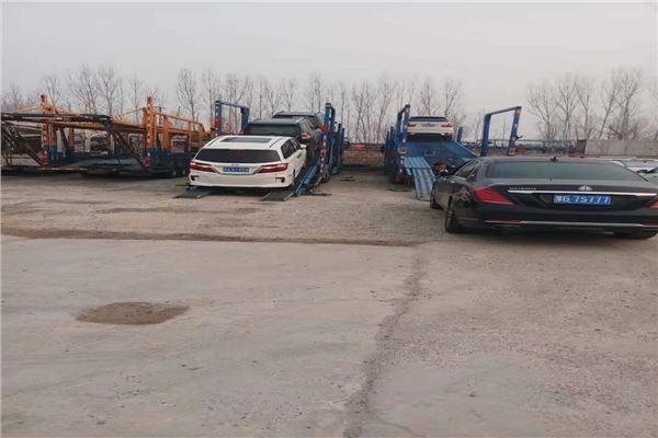 防城港到宁波轿车托运公司