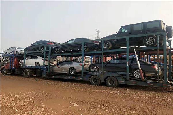 齐齐哈尔到南京小汽车托运公司物流公司
