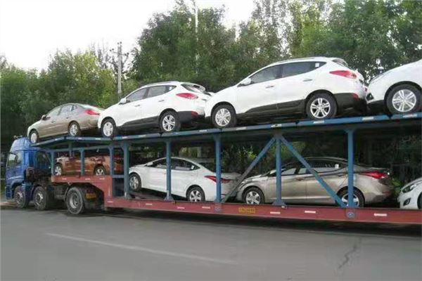大连到三亚拖运轿车物流公司