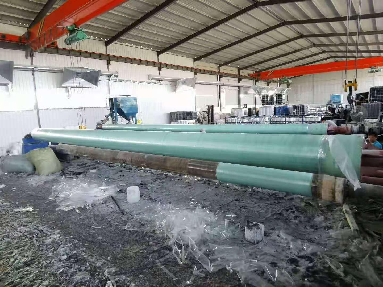 北林区玻璃钢排水管价格玻璃钢夹砂管多少钱一米