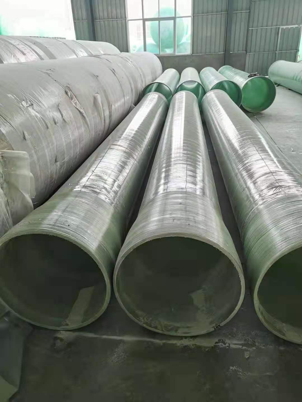 吴忠青铜峡玻璃钢风管管道价格玻璃钢夹砂管 价格