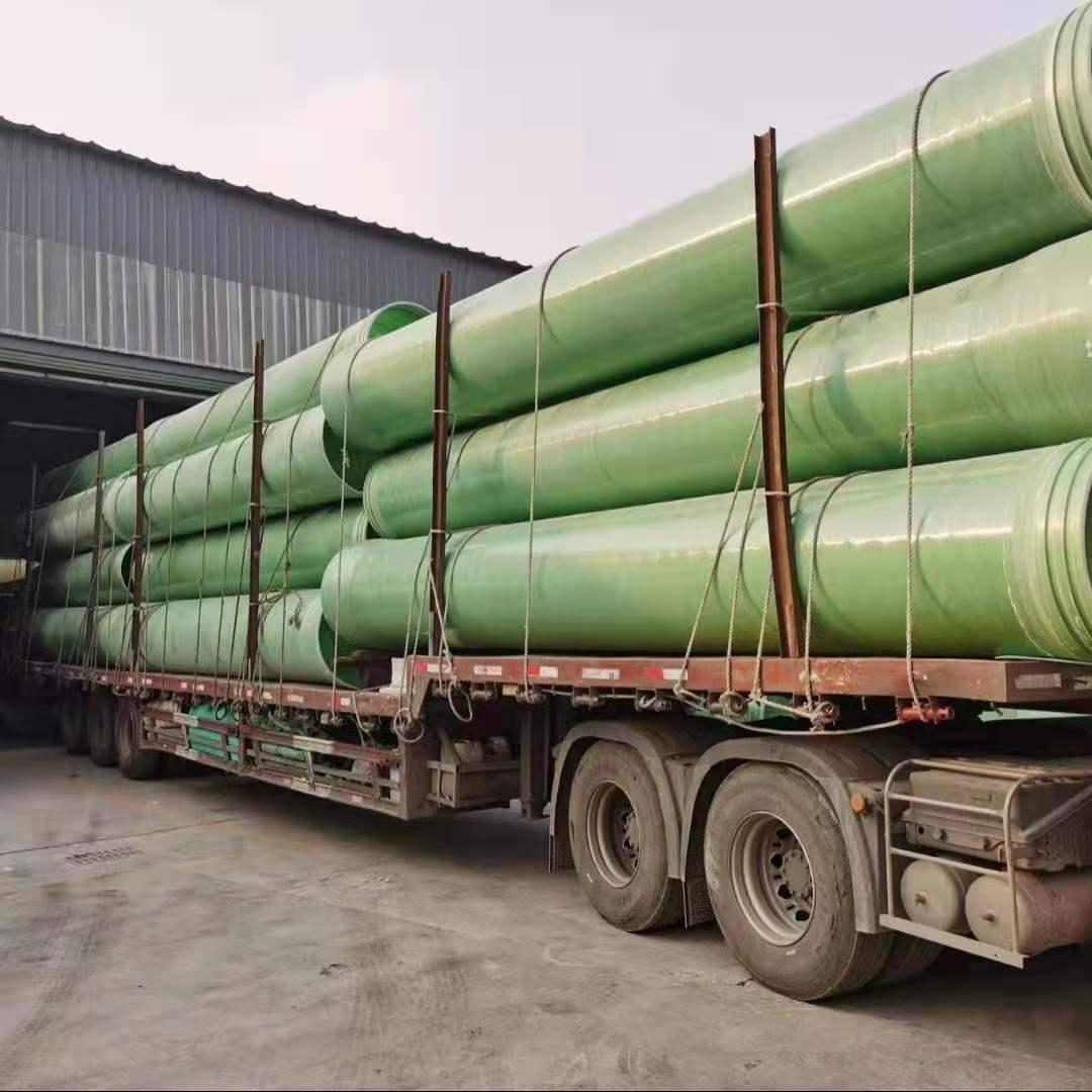 卫辉玻璃钢通风管道的价格玻璃钢排水管多少钱一米