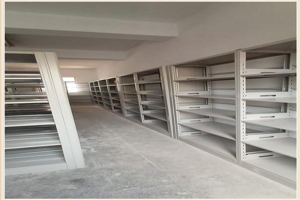 优选:泽信柜业移动式密集档案橱德安牵引床