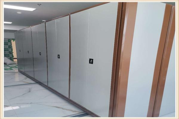 优选:泽信柜业档案室移动密集架说明鄂州