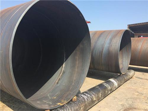 D2800饮用水输送部标埋弧焊螺旋钢一米价格报价