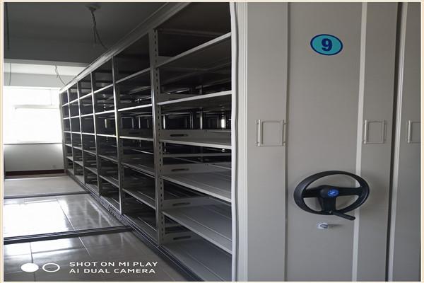 清河招标采购机械式手摇密集柜产地
