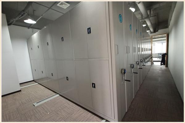 密集档案资料柜产品的常见用处新丰地区现货供应
