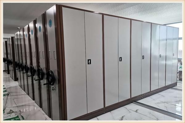 优选:泽信柜业密集架移动档案柜行业分析驻马店