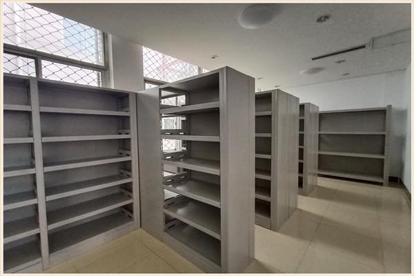优选:泽信柜业钢制手动密集架享有声誉醴陵