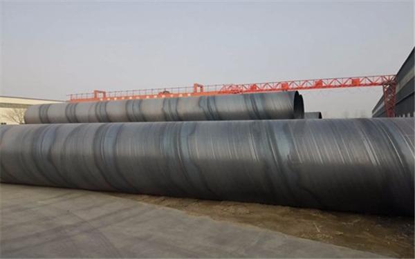 河道输水用螺旋管价格做法招远.