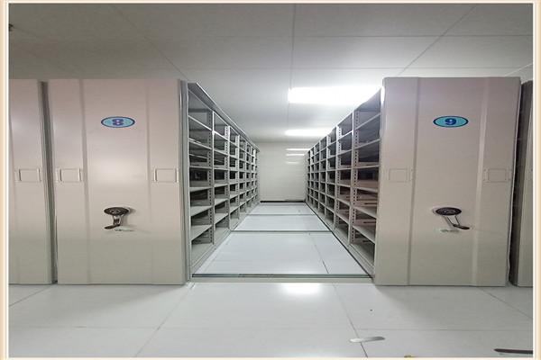 手摇密集活动柜追求至善高安地区现货供应