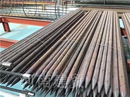 江苏盐城钢筋网排焊机超前小导管成型机