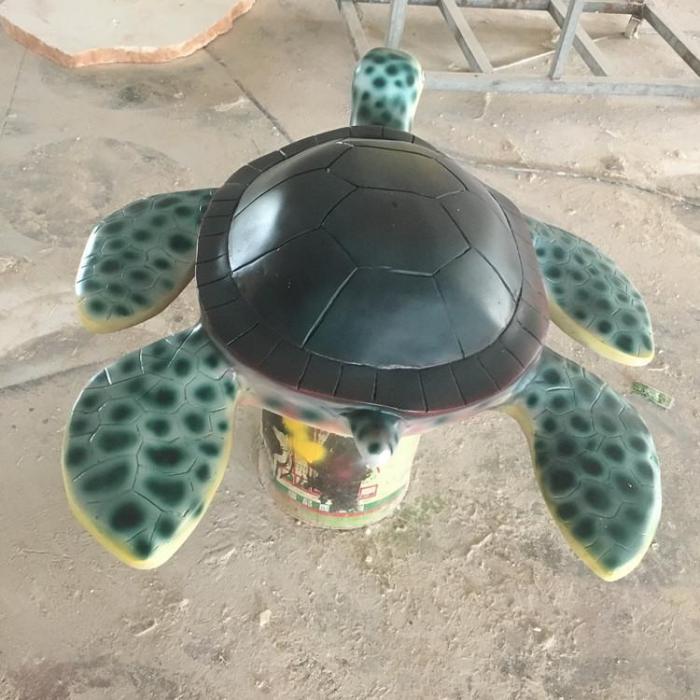 镀锌板乌龟雕塑厂家[欢迎考察]几何乌龟雕塑厂家