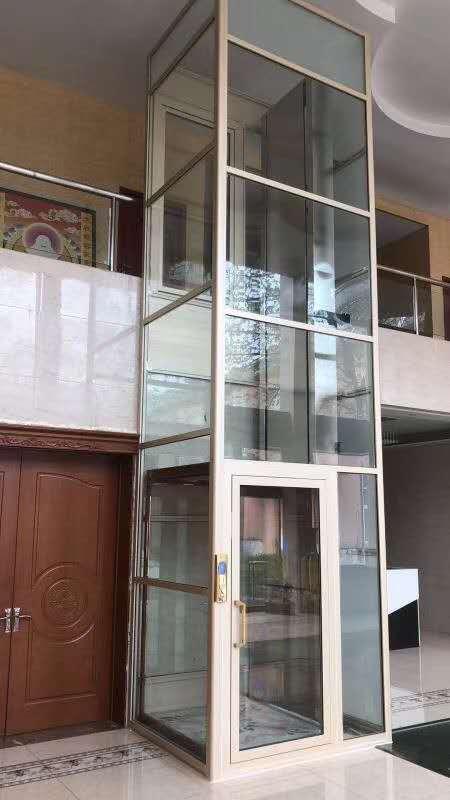 咸阳家用电梯/升高8.9米电梯购买