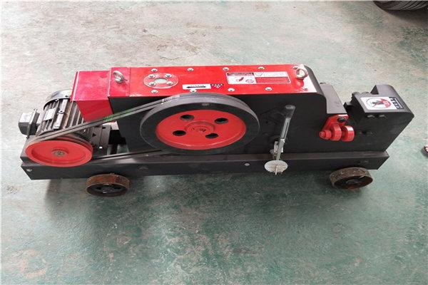 新闻:辛集 废旧钢筋自动切断机 平口钢筋切断机 资讯