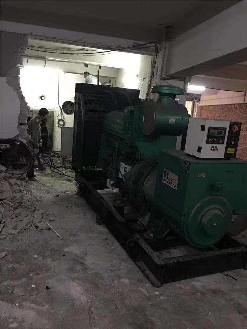 中山市石岐区长期回收发电机公司高价回收