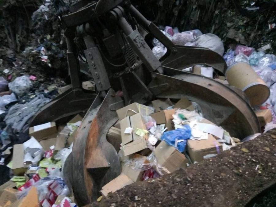 珠海市销毁毁灭报废公司正规公司