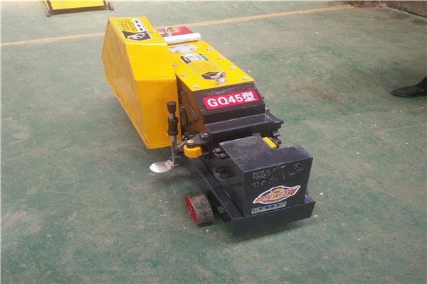 新闻:仪征 GQ45加重型切割机 50型钢筋切断机 欢迎洽谈