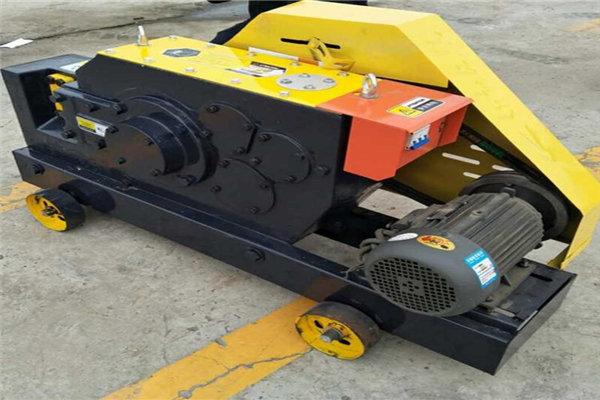 新闻:黑龙江双鸭山 钢筋切断机 废钢筋钢板切断机 机械厂