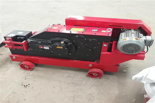 新闻:山东青州 麻花钢筋切断机 钢筋切断设备 规格