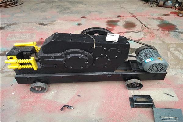 新闻:广西贵港 建筑废旧钢筋切断机 旧螺纹钢切断机 优惠