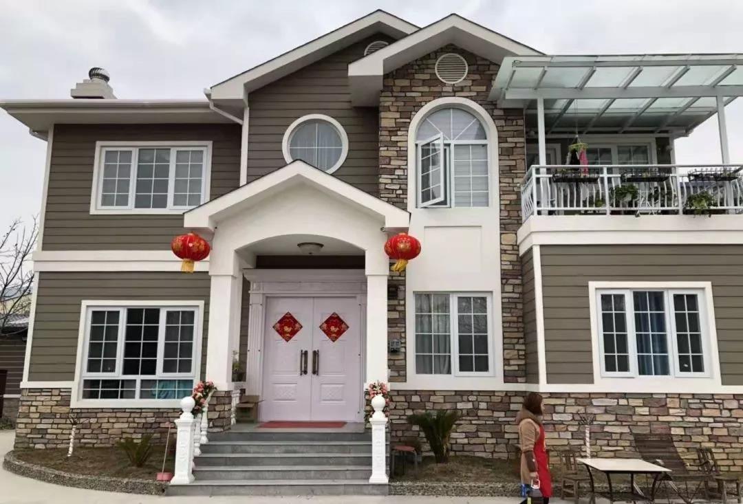 怀仁轻钢别墅房子价格价格