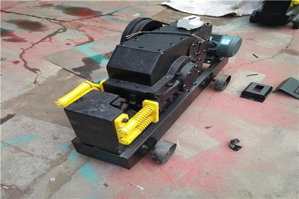 新闻:河北鹿泉 液压钢筋切断 铁条切断机 稳定