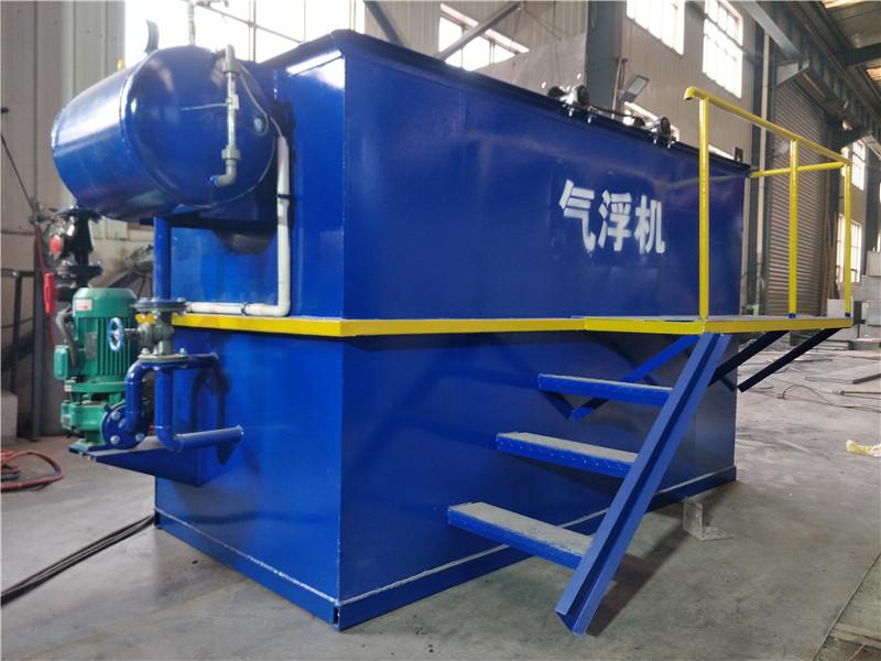 景泰县酒厂污水处理设备组图