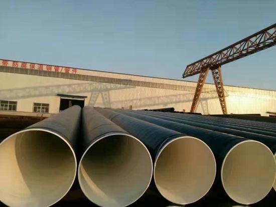 生活饮用水管道螺旋焊管厂家销售处