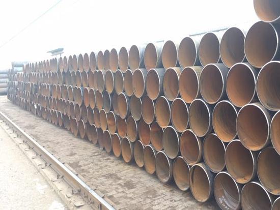 1.2米螺旋钢管一米价格