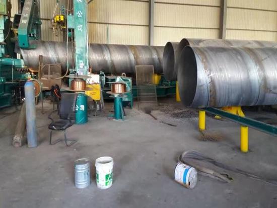 小口径螺旋焊管哪里价格低