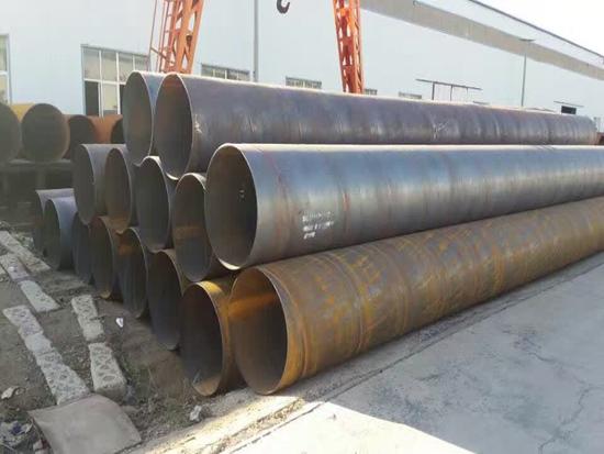 大口径排水用螺旋管现货厂家