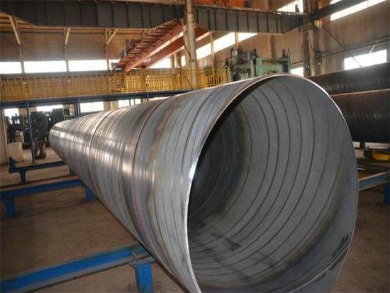 咸宁920×8碳钢螺旋管实体厂家