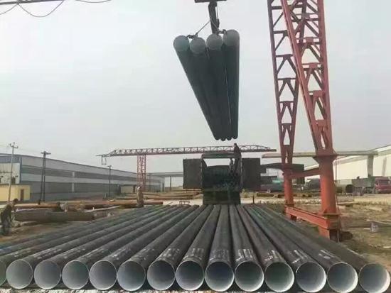大口径饮水管道焊接钢管今天价格