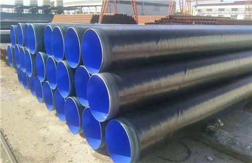 DN3020缠布刷漆防腐钢管生产厂家