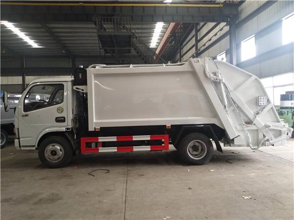 安阳市5方环卫压缩垃圾车价格