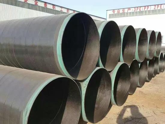 DN2600螺旋焊管一米价格